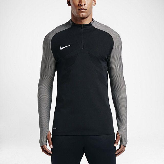 Nike Strike Aeroswift Men's 1/4 Zip Football Drill Top. Nike.com UK
