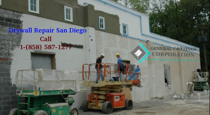 Find the reliable and professional contractor for #DrywallRepair in San Diego http://www.gencoat.com/services/drywall-repair/