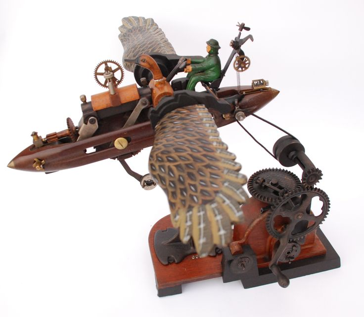 flying machine sculpture for - photo #25