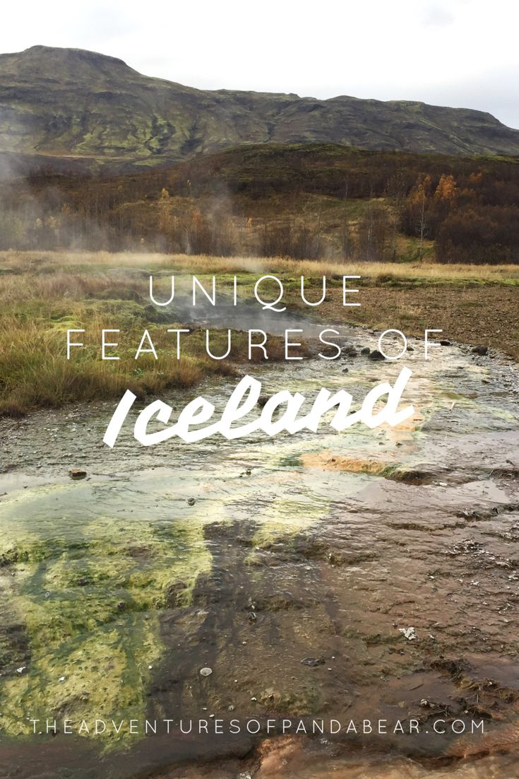 A guide to seeing all the unique landscape formations and features in Iceland | Geothermal Areas, Glaciers, Volcanoes, Beaches, Craters, Lakes, Landscapes of Iceland, Scenic Views of Iceland, Scenic Places in Iceland, Natural Sights in Iceland, Black Sand Beach in Vik, Basalt Columns, Lake Myvatn, Geysir, Geysers #ThingsToDo #Iceland #NaturalWonders #Nature