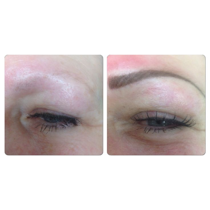 13 best permanent makeup by alana everett images on for Powder eyebrow tattoo