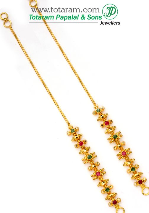 1000 images about ear chain on chains gold