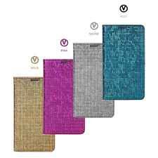 Curious Metallic Luxury Leather Wallet Case Cover for Samsung Galaxy Note 3 III