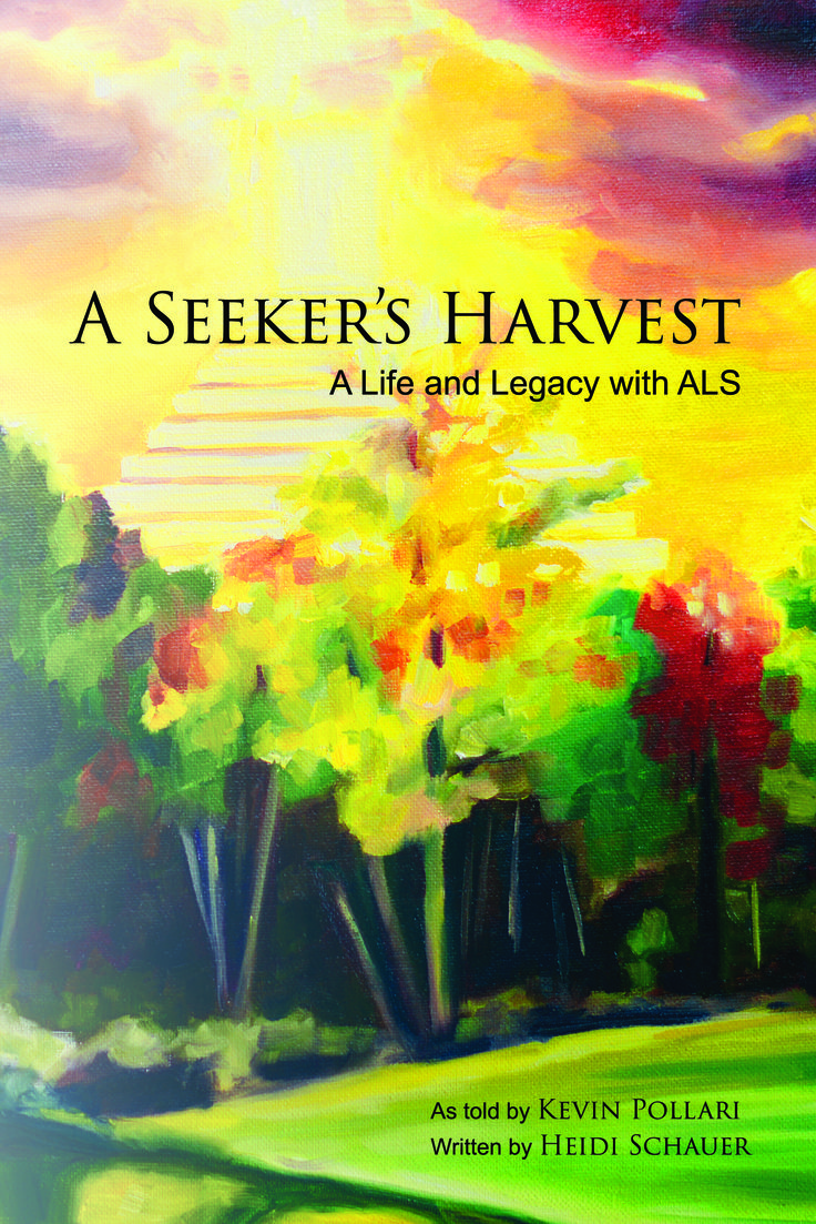 """A life-changing story about family, ALS, health, love, loss, growth, a """"glimpse of heaven"""", faith, and finding your own path. https://www.createspace.com/5049288?ref=1147694&utm_id=6026"""
