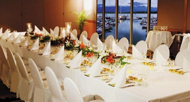 Destination Weddings at Shangri-La Hotel, The Marina, Cairns in Hayman Island, Australia @DestWeds