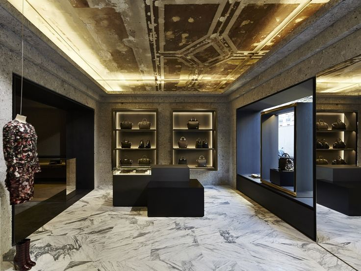 Joseph Dirand . Givenchy Paris