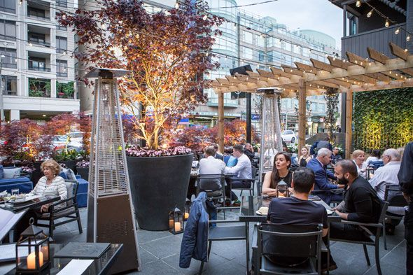 The top 10 patios in Yorkville