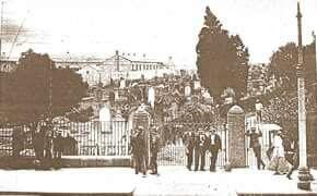 Sandhills Cemetery or the Devonshire Street Cemetery in Sydney.