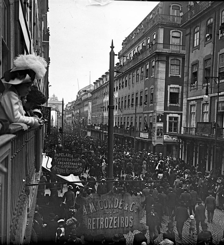 Rua Augusta, 1911
