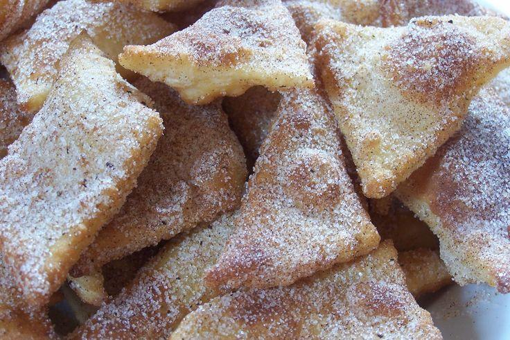 Simpl Cook Blog: boží milosti, recept mé pratety