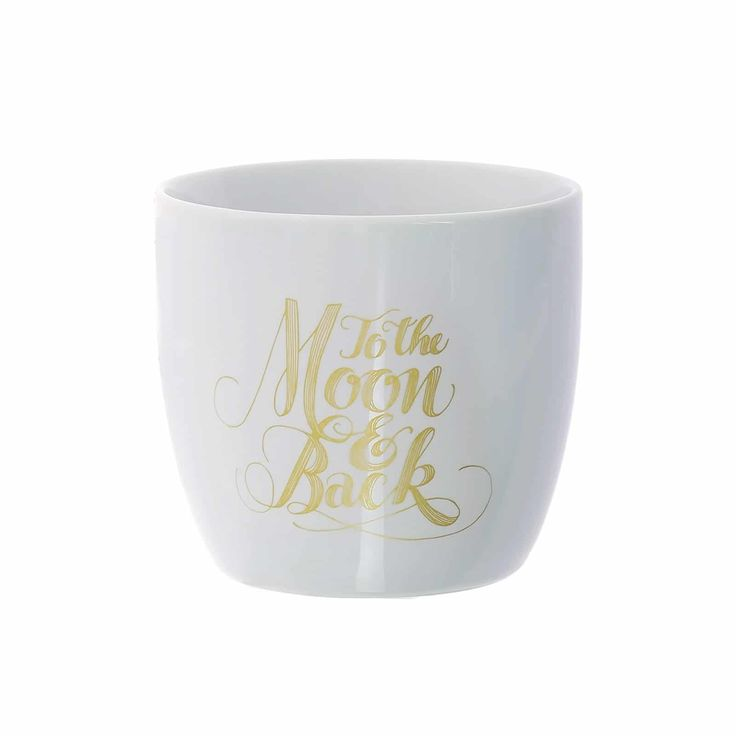 "Mug ""To the moon and back"" - Votre pause boisson chaude en format XL - 5,95 €"