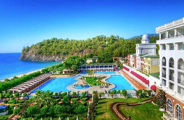 Another beautiful day... #AmaraDolceVitaLuxury #LuxuryLifeStyle #Turkey #Antalya #Destinations #Holiday #Travel #Trip #Vacation #Tatil #Seyahat #Beuatifulhotels #Beuatifuldestinations #Tekirova #Luxury