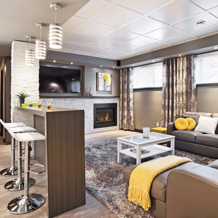 Foyer Au Gaz Salon : Best foyer au gaz ideas on pinterest fireplace tv