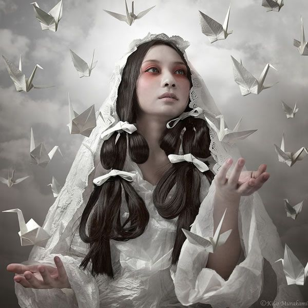 Goddess of 'Origami