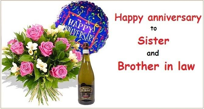 Happy anniversary wishes for sister – Sister Anniversary wishes