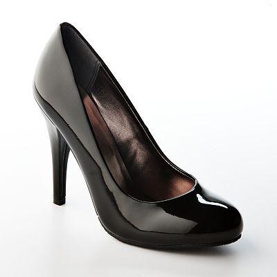 Red Antonio Melain Shoes Pair
