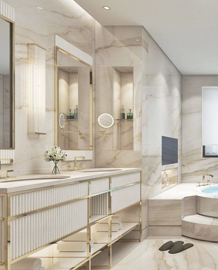 4 Tips On How To Make Your Home Look Luxurious Bathroom Remodeling Trends Bathroom Accessories Luxury Bathroom Trends