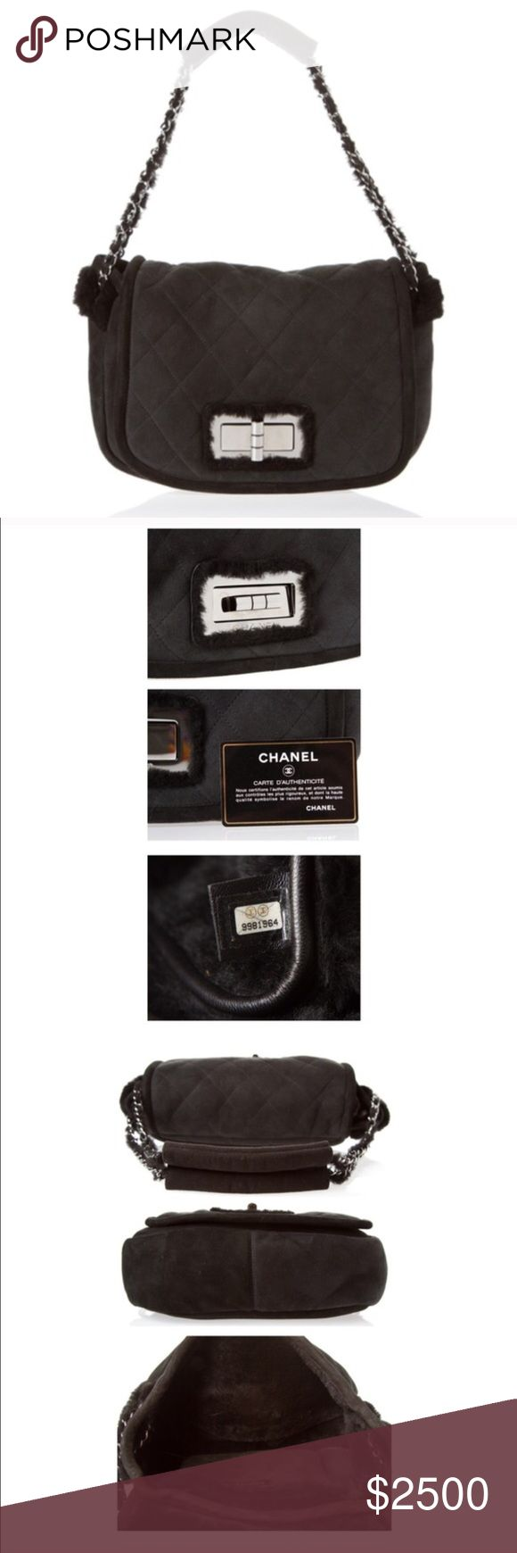 Authentic Chanel bag See description above.  Does not include dustbag or box.  Poshmark will authenticate. CHANEL Bags Shoulder Bags