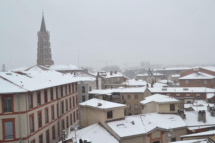 City landscape - Toulouse - France