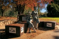 Myrtleford Tobacco Memorial, Jubilee Park
