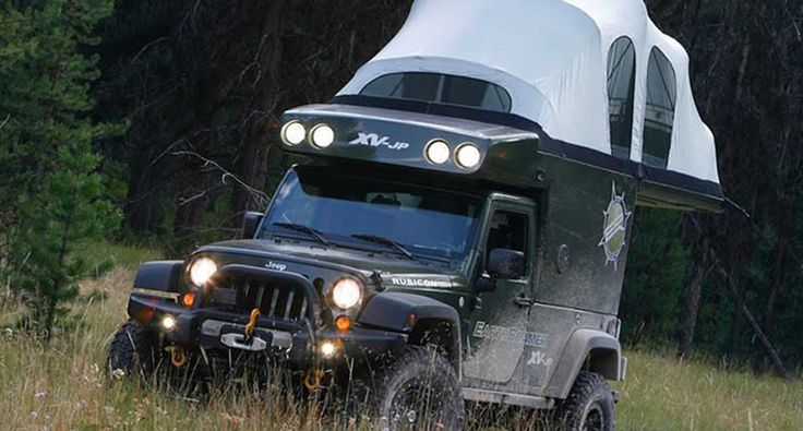 These 10 vehicles are some of the most awesome adventure campers ever made.