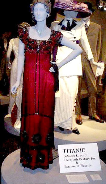 The Jump Dress from Titanic
