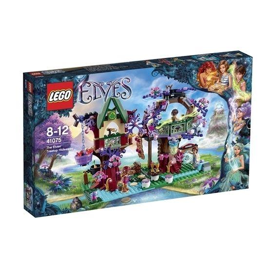 LEGO Elves 41075 The Elves' Treetop Hideaway $100