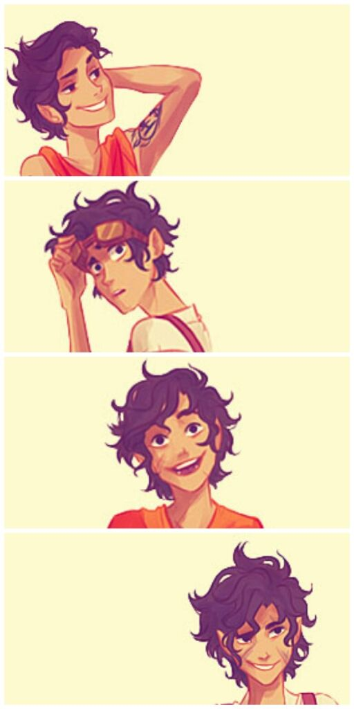 Heroes of Olympus Fan Art Tumblr | The Heroes of Olympus Leo's Many Poses