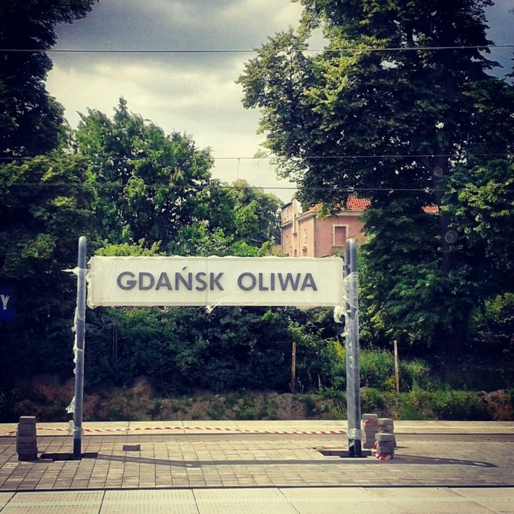 Gdańsk Oliwa w Gdańsk, Województwo pomorskie