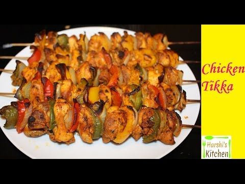 Amazing Chicken Tikka Kebab Recipe| How To Make Perfect Chicken Tikka Starter-Easy Chicken Tika Recipe