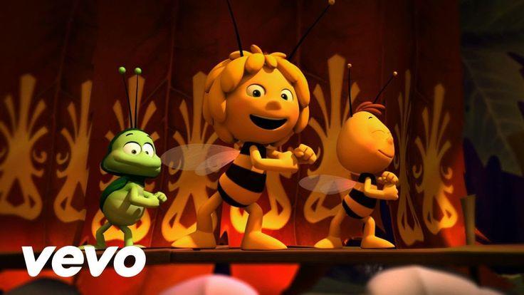 Pszczolka Maja - Taniec Mai