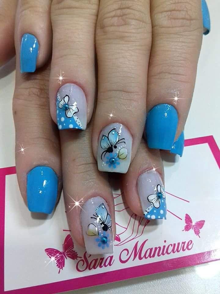 Uñas, nails