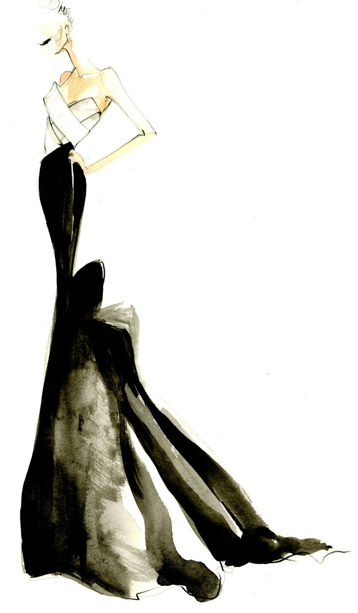dknyprgirl:  The inspiration.  #KellyRowland #DonnaKaranAtelier #Oscars
