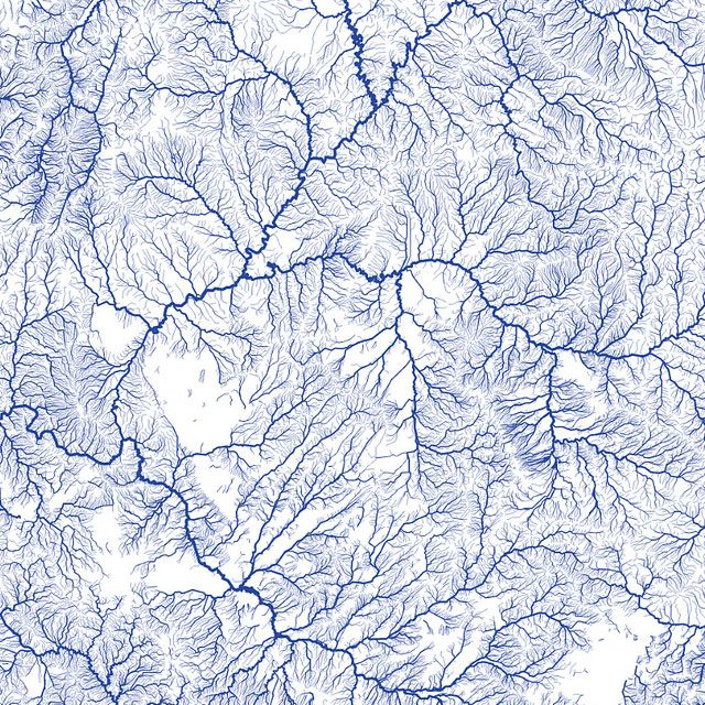 All Rivers detail