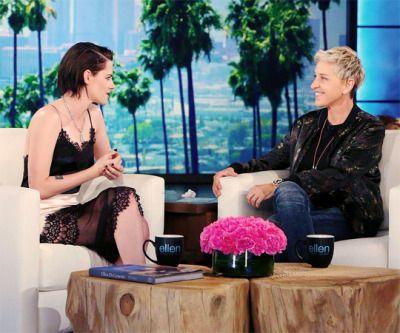 Tumblr Kristen on Ellen