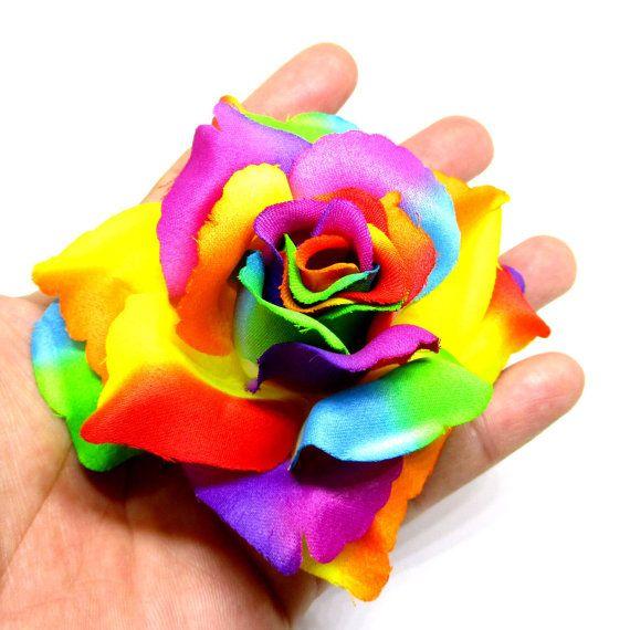 Rosen Kunstblume Rosenkopf 95 cm Seidenblumen zum Hochzeit