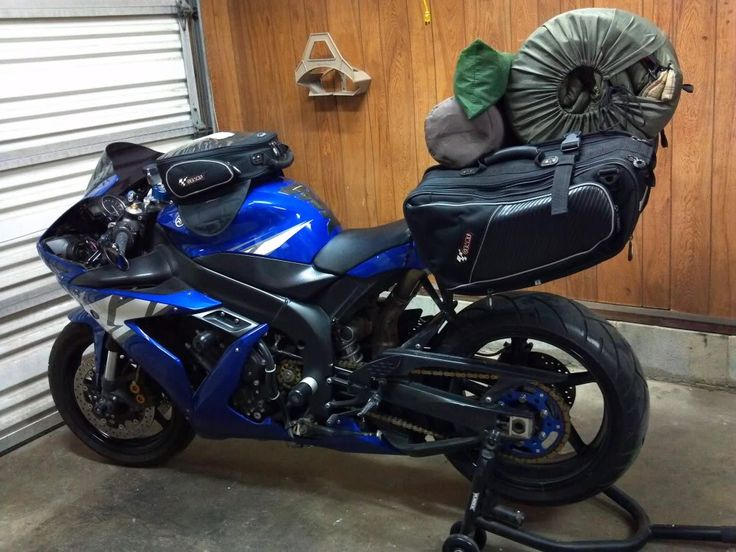 R1 Luggage... How do you carry stuff? - Yamaha R1 Forum: YZF-R1 Forums