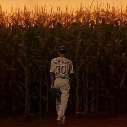 Joining the field of dreams