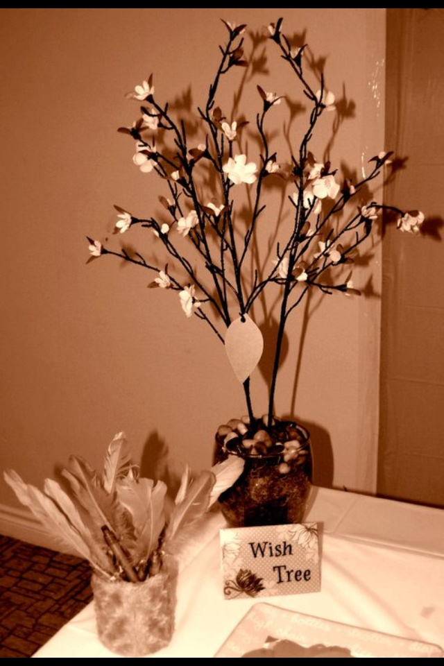 DIY wish tree for any occasion!
