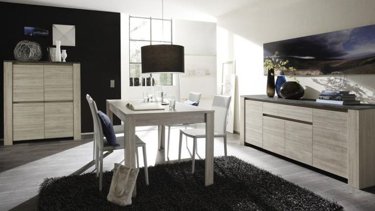 salle a manger design plateau imitation ardoise eblano mobiliermoss