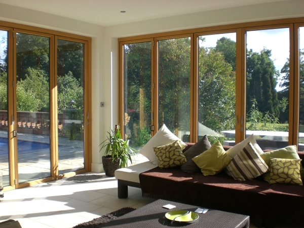 Sunflex Folding Doors Great For Our Function Room
