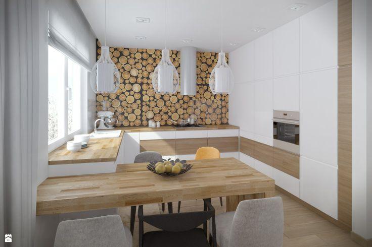 Kuchnia - Styl Skandynawski