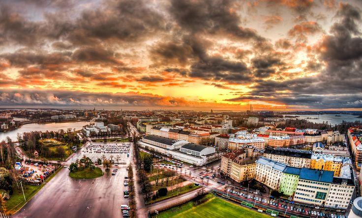 Helsinki by Rosen Velinov on 500px