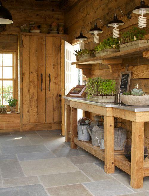 25+ Best Ideas About Garden Shed Interiors On Pinterest