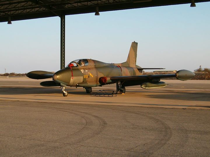 South African Air Force Impala Mk2