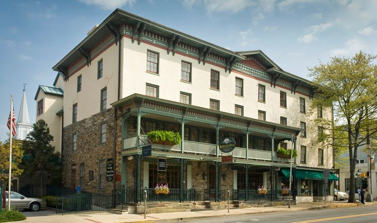The Lambertville House Hotel Lambertville Nj New Jersey