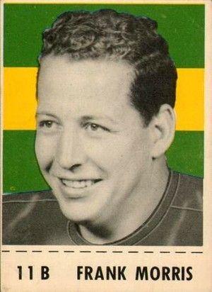 1956 Frank Morris - Edmonton
