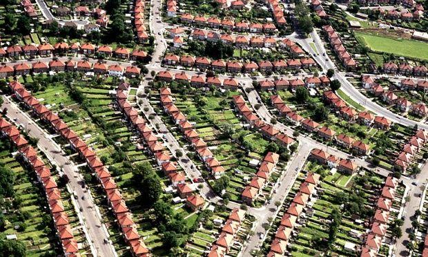 Problems that plague new housing developments  ---