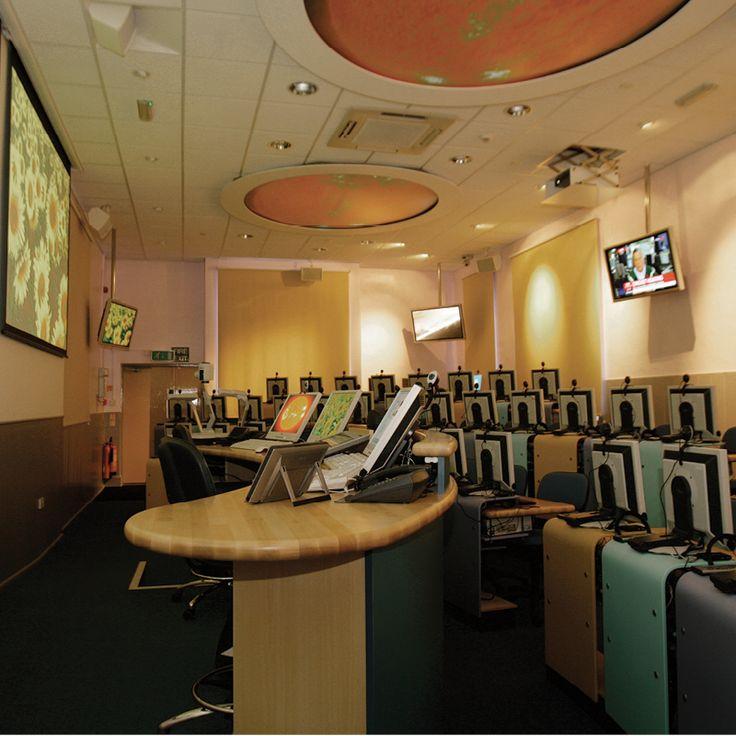 School Meeting Room Broadclyst Primary Devon England Interior Design