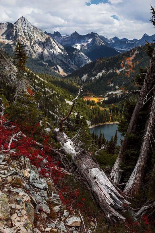 North Cascades National Park, Washington
